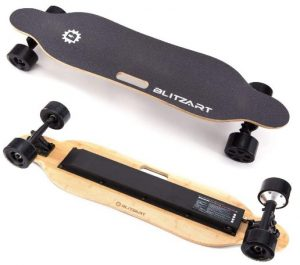 BLITZART Tornado 38 inche electric skateboard