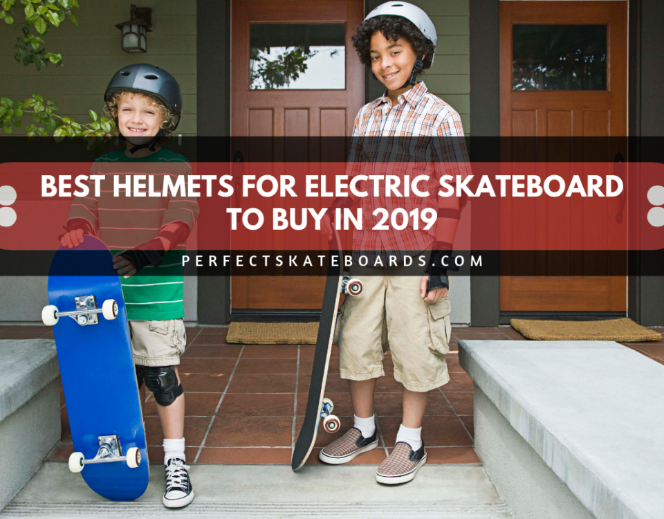 Best 6 Helmets For Electric Skateboard To Buy In 2019