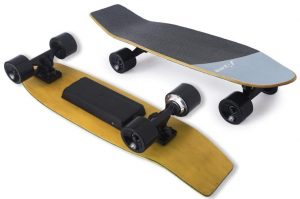 "Jizmo H2S 28"" Electric Skateboard"