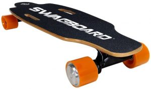 SWAGTRON Electric Longboard