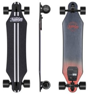 Teamgee H5 37 inches Electric Skateboard