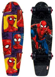 PlayWheels Ultimate Spider-Man Skateboard