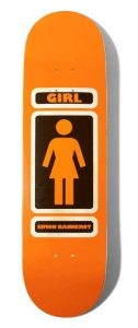Girl Mike Carroll 93 Til Skateboard Deck