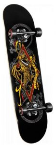 Powell Golden Dragon Flying Dragon Complete Skateboards
